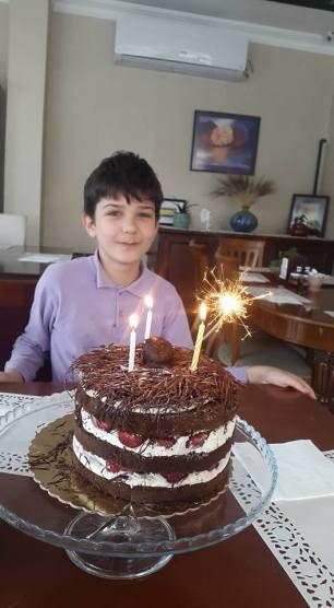 Happy birthday Doruk